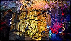 黄果树 天星桥 陡坡塘 神龙洞 一日游